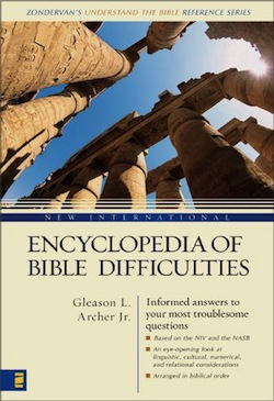 Bible difficulties
