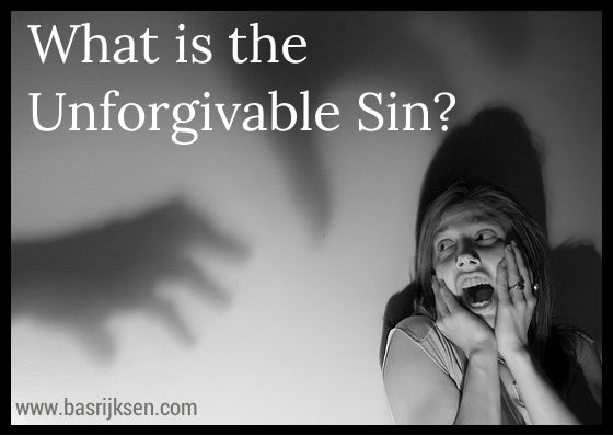 What is the Unforgivable sin - Have You Blasphemed Against the Holy Spirit