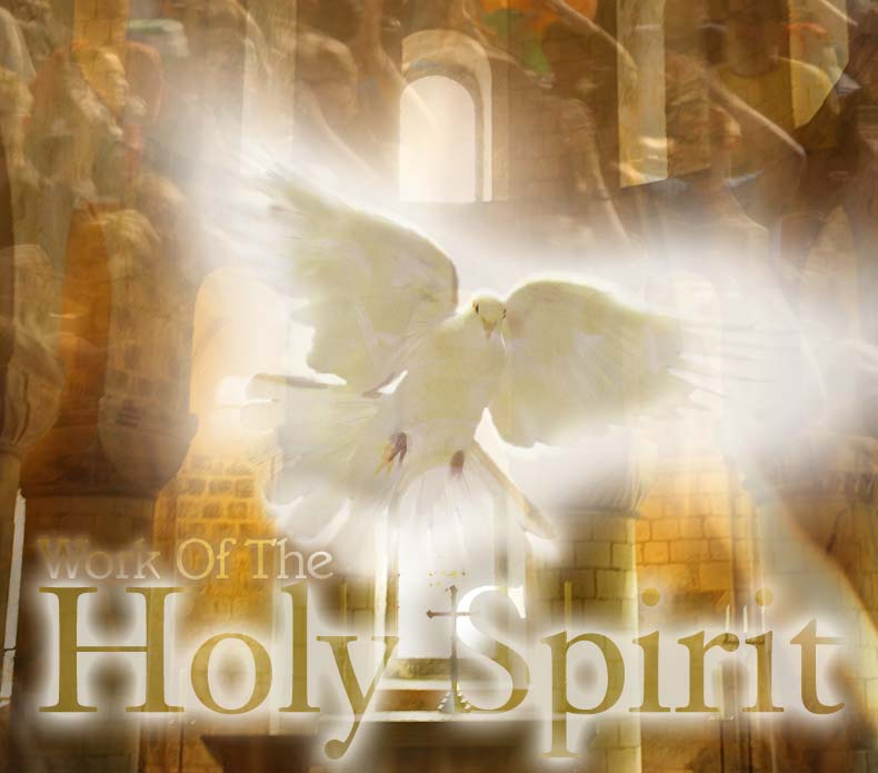18 Things the Holy Spirit does not do