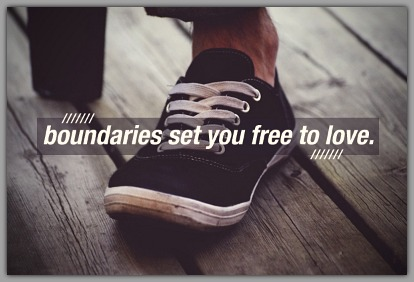 The Importance of Healthy Boundaries