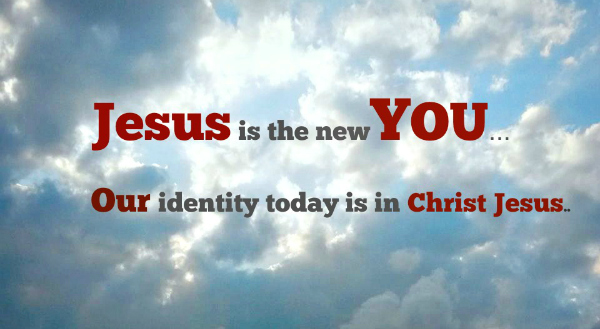 As Jesus Is, So Are You...Not As [Biblical Figure] Is, So Are You3