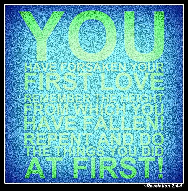 Forsaken First Love